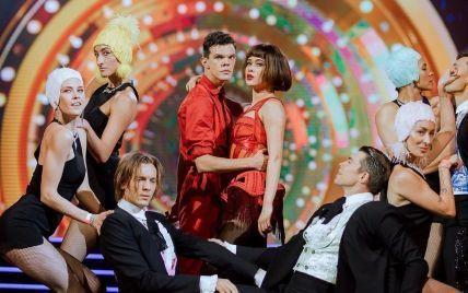 """""""Танці з зірками"""": Lida Lee феєрично відкрила перший ефір шоу"""
