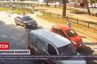 Новини України: у Дніпрі водія вдарили домкратом по голові просто під час руху
