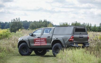 В Украине показали потенциальную замену российскому УАЗ для Минобороны