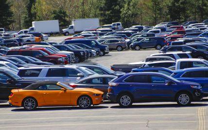 С каких стран чаще всего ищут автомобили украинцы в Интернете