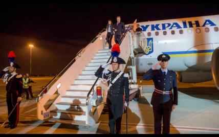 Порошенко обсудит с Папой Римским визит в Украину