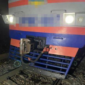 В Одесі потяг на смерть збив чоловіка