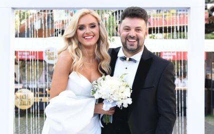 Ирина Федишин отпраздновала 15-летие брака с мужем на сцене