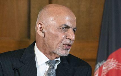 Президент Афганістану втік з країни — ЗМІ