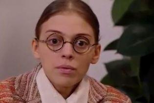 """Зірка серіалу """"Не народись вродливою"""" Уварова погладшала та відчикрижила волосся"""