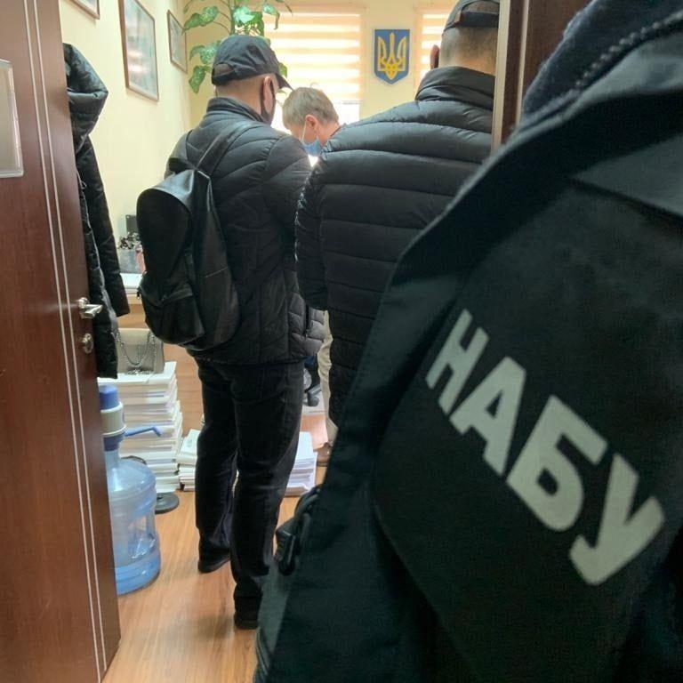 Заместитель председателя Харьковского облсовета попался на миллионной взятке