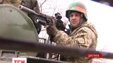 Минулої ночі бойовики двічі обстріляли позиції батальйону «Азов»