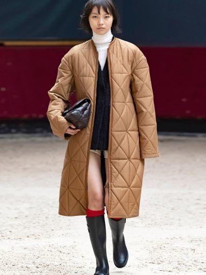 Колекція Longchamp прет-а-порте сезону осінь-зима 2021-2022 / © Credits