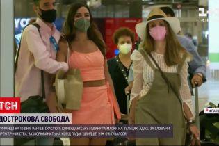 Новини світу: у Франції та Індії покращилася епідситуація