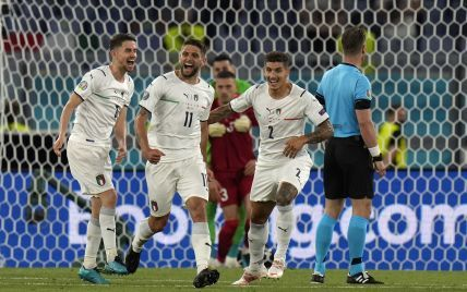 Мощное начало: Италия уничтожила Турцию в матче-открытии Евро-2020