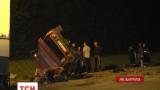 В Хмельницкой области трое людей погибли, еще трое попали в реанимацию после аварии