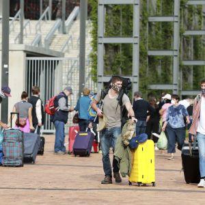В ВОЗ рассказали о потерях мирового туризма-за пандемии коронавируса