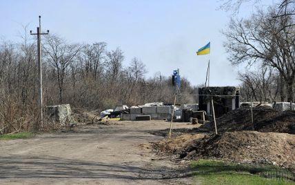 Бойовики прямим влучанням розбили український блокпост під Маріуполем