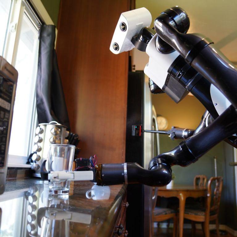 Toyota создала человекоподобного робота для решения бытовых задач
