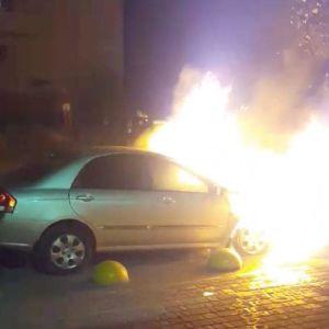 """Посольство США відреагувало на підпал автівки журналістів """"Схем"""""""