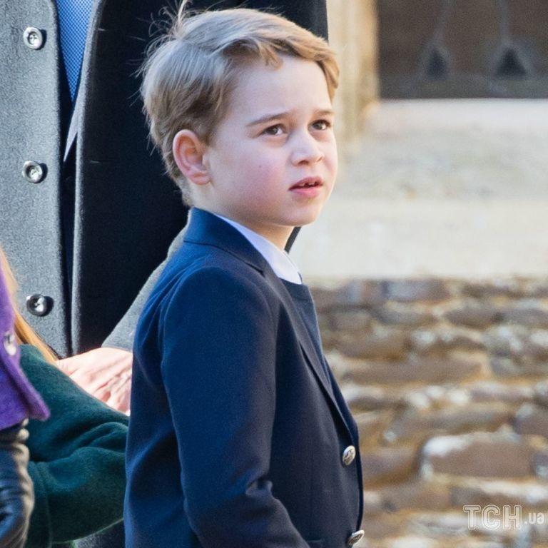 Именинник принц Джордж: 10 интересных фактов из биографии сына Кейт и Уильяма