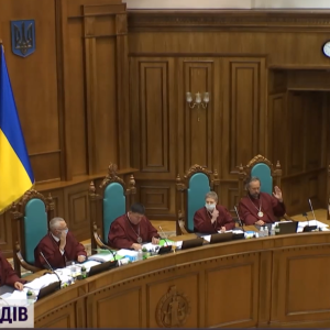 Скандал у КСУ: судді посварилися через крісло Тупицького