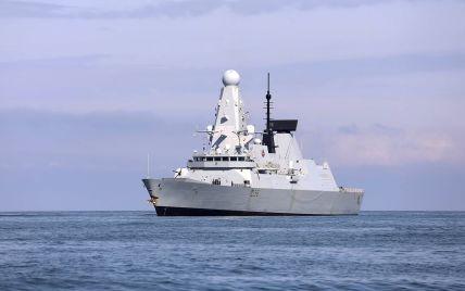 У Британії пообіцяли нові заходи кораблів у територіальні води України