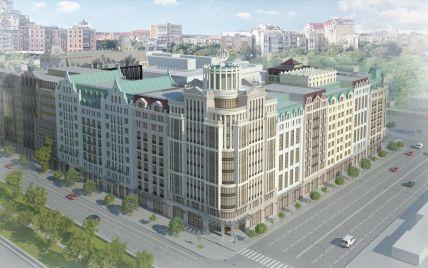 В Киеве скоро откроется первое  энергоэффективное здание