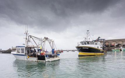 Велика Британія відводить військові кораблі від острова Джерсі після зняття французької блокади