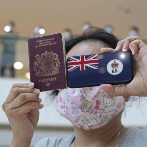 У Британії обіцяють надати громадянство жителям Гонконгу через скандальний закон Китаю