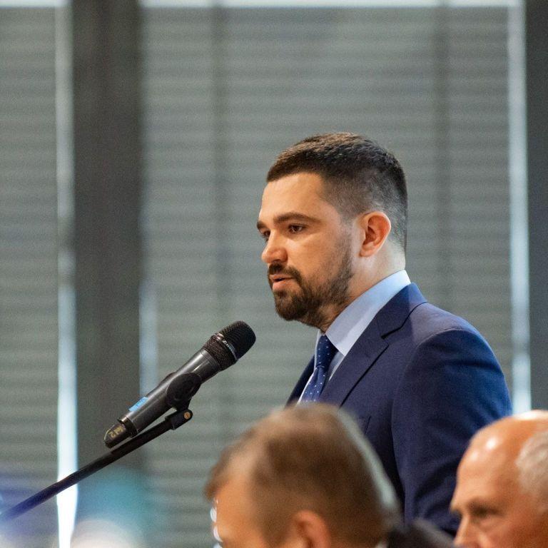 Зеленский уволил заместителя председателя ОП Трофимова