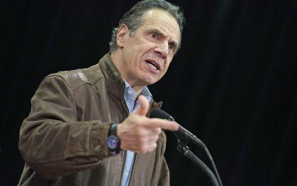 Губернатора Нью-Йорка обвиняют в сексуальных домогательствах к 11 женщинам