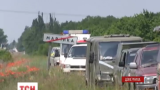 Мирных жителей эвакуируют из Марьинки