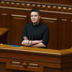 """""""Народ звільнив мене"""". Савченко прокоментувала свою поразку на виборах в Раду"""