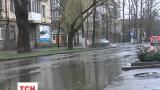 На сегодня в Украине объявлено штормовое предупреждение