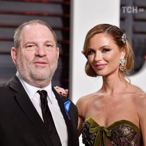 Джорджина Чапман официально развелась со скандальным Харви Вайнштейном