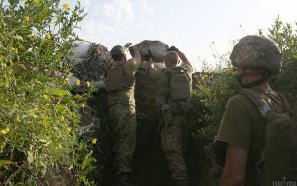 На Донбассе активизировались оккупанты: украинские военные ответили на обстрел