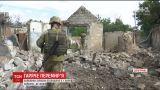 Боевики обстреляли украинские позиции и поселок Зайцево