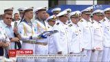 Обучение и поддержка Сенцова: ВМФ отметил профессиональный праздник в Одессе