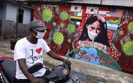 Индонезия зафиксировала самый высокий с начала пандемии прирост заражений коронавирусом