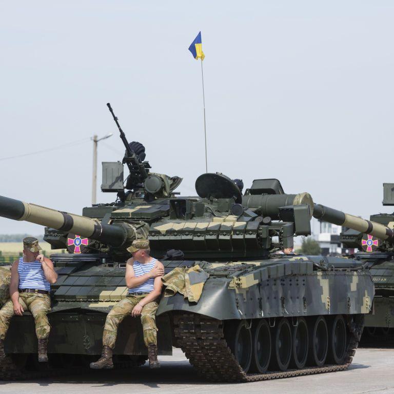 """""""Укроборонпром"""" спростував інформацію про експорт озброєння до Росії від 2014 року"""