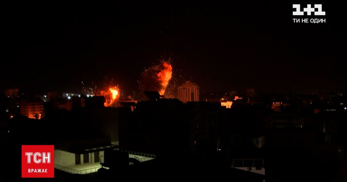 Новости мира: Ливан выпустил 6 ракет в сторону Израиля