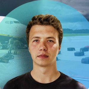Повітряне хамство Білорусі: хто такий Протасевич та чому літак Ryanair змусили приземлитися в Мінську