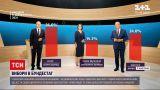 Новости мира: в Германии завершились выборы в Бундестаг
