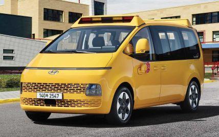 В Южной Корее представили уникальный автобус на базе модели Hyundai