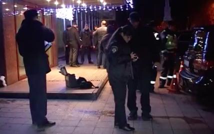 У Києві під ноги нардепів на чолі із Парубієм кинули гранату