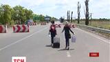 Пограничники пока не зафиксировали увеличение потока отдыхающих в Крым
