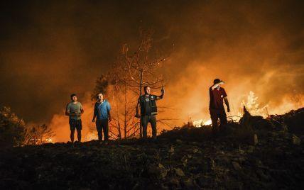 Турция горит шестые сутки подряд: жертвами пожара стали уже восемь человек, более 800 получили травмы