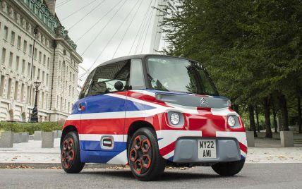 Citroen випустить в одній з європейських країн ультрабюджетний електрокар