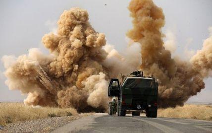 В Сирии военные и техника РФ замечены за сотни километров от базы в Латакии