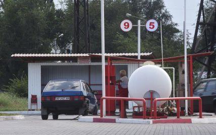 Самые популярные АЗС Украины скорректировали цены автогаза: сколько сейчас стоит им заправиться