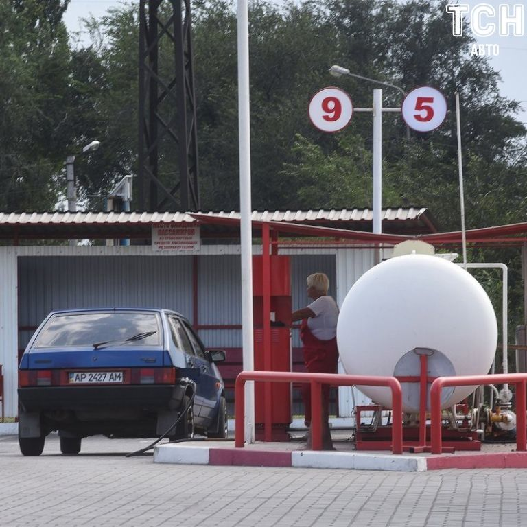 Українські мережі АЗС змінили вартість автогазу: за скільки ним наразі можна заправитися