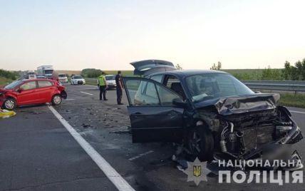 Серьезное столкновение автомобилей в Одесской области: пострадали дети