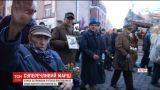 В Риге задержали противников шествия памяти латвийских легионеров СС