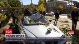 Новини України: тепло йде до країни з ураганними вітрами